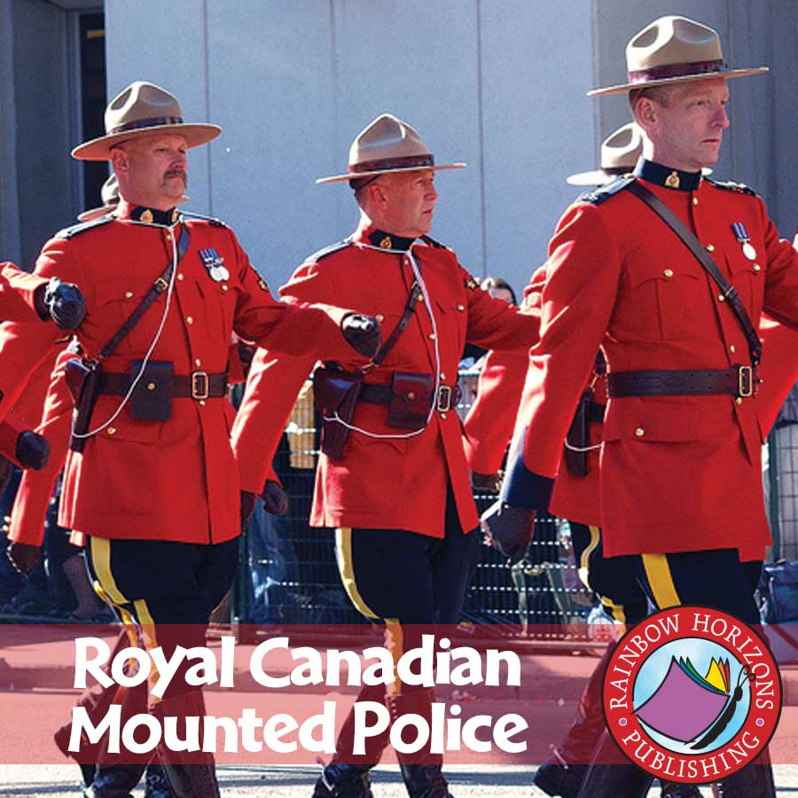 Royal Canadian Mounted Police Gr. 4-6 - eBook