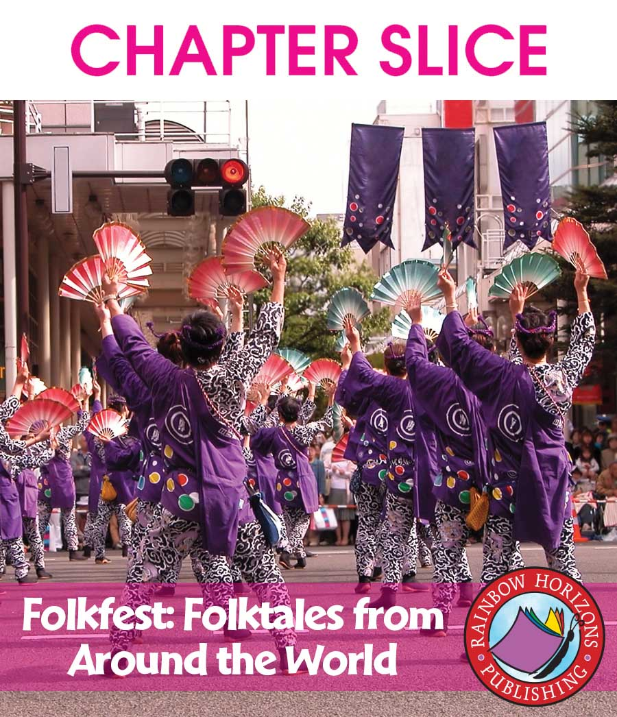 Folkfest: Folktales From Around The World Gr. 4-6 - CHAPTER SLICE - eBook