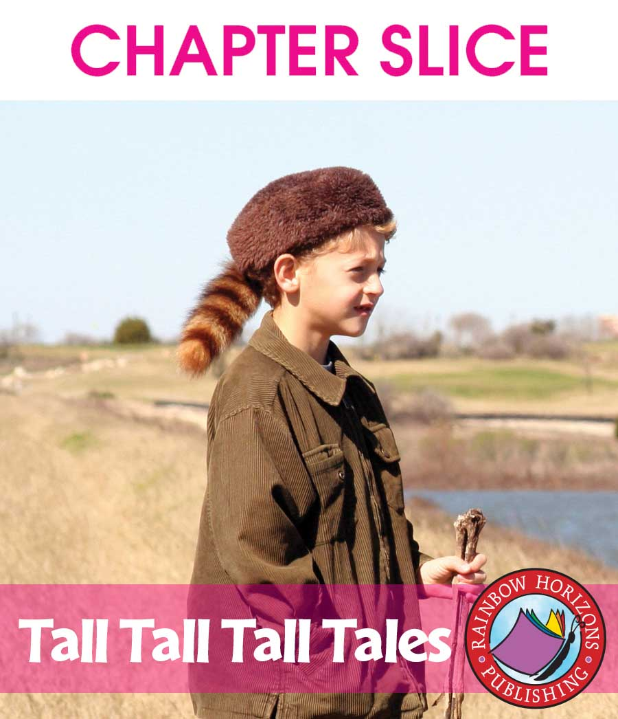 Tall Tall Tall Tales Gr. 4-6 - CHAPTER SLICE - eBook
