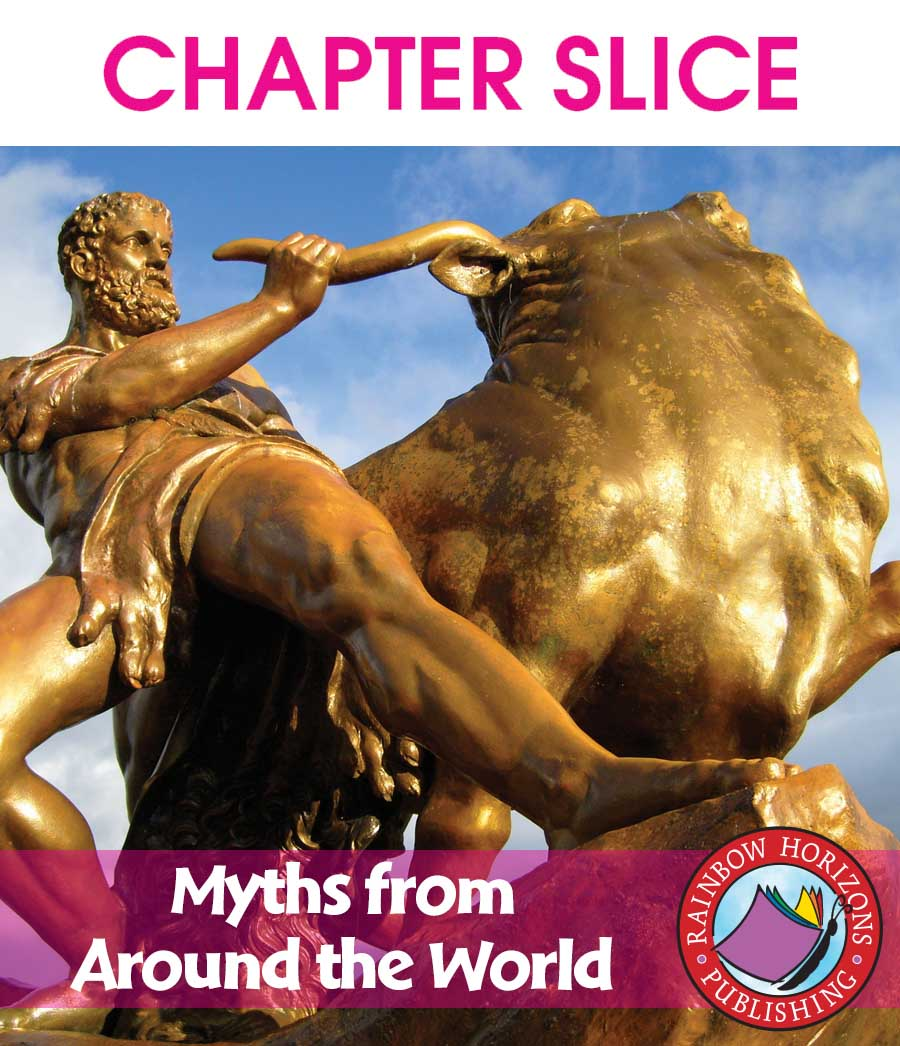 Myths From Around The World Gr. 4-6 - CHAPTER SLICE - eBook