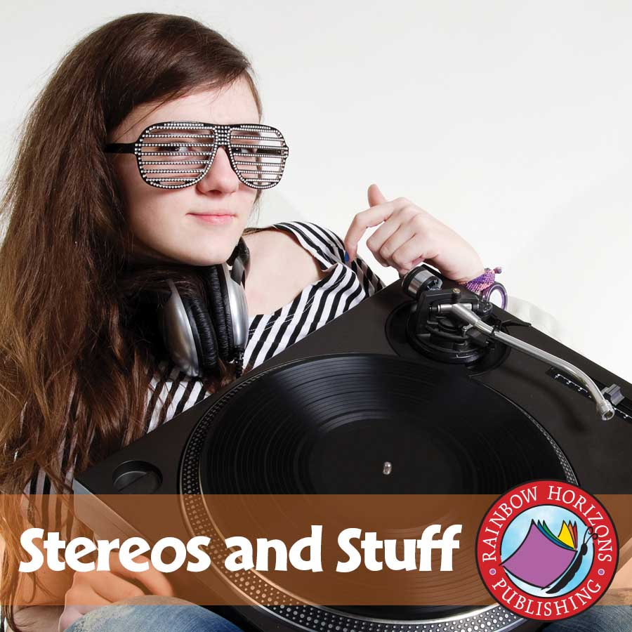 Stereos And Stuff Gr. 6-8 - eBook