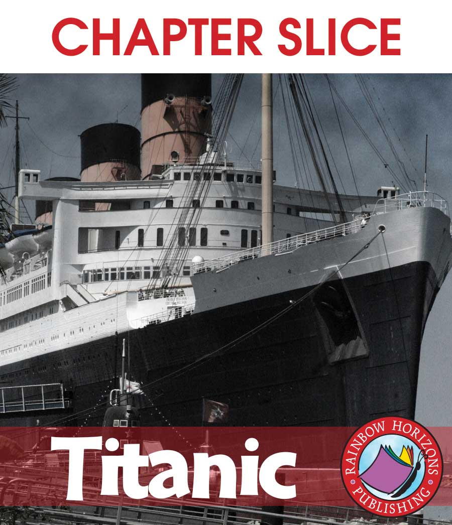 Titanic Gr. 6-9 - CHAPTER SLICE - eBook