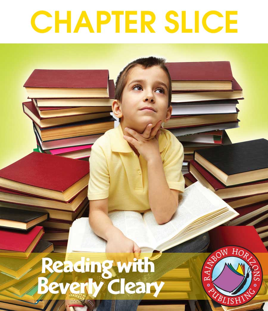 Reading with Beverly Cleary (Author Study) Gr. 2-4 - CHAPTER SLICE - eBook