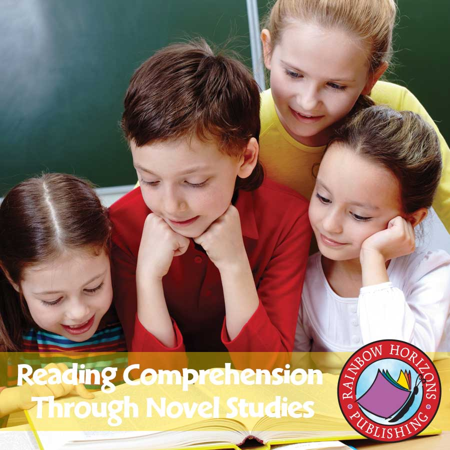 Reading Comprehension Through Novel Studies Gr. 2-5 - eBook