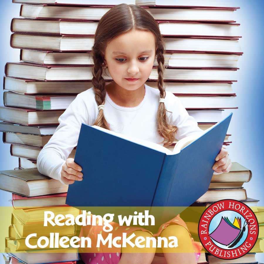 Reading with Colleen McKenna (Anthor Study) Gr. 3-6 - eBook