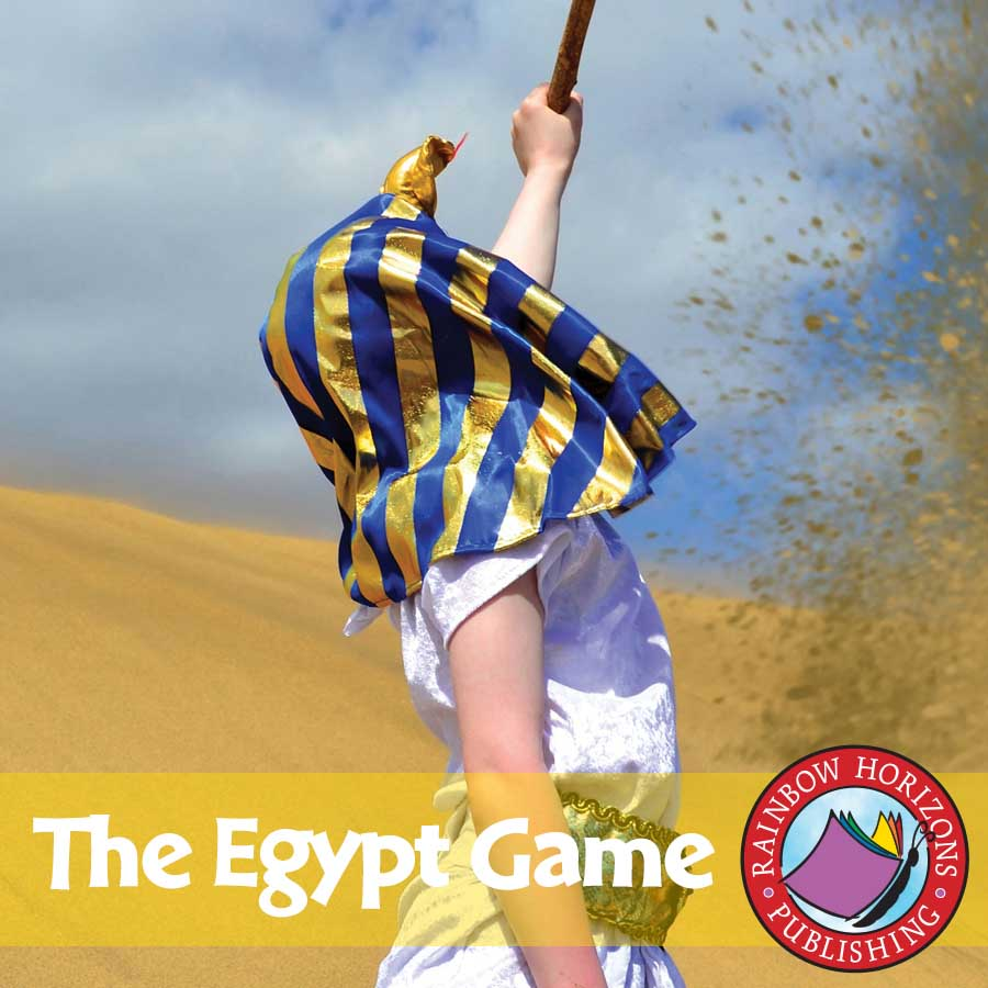 The Egypt Game (Novel Study) Gr. 4-6 - eBook