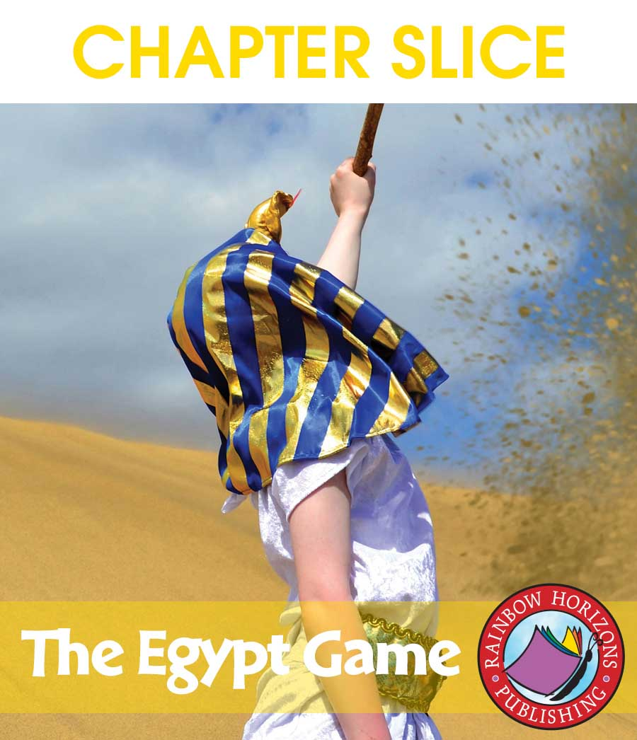 The Egypt Game (Novel Study) Gr. 4-6 - CHAPTER SLICE - eBook