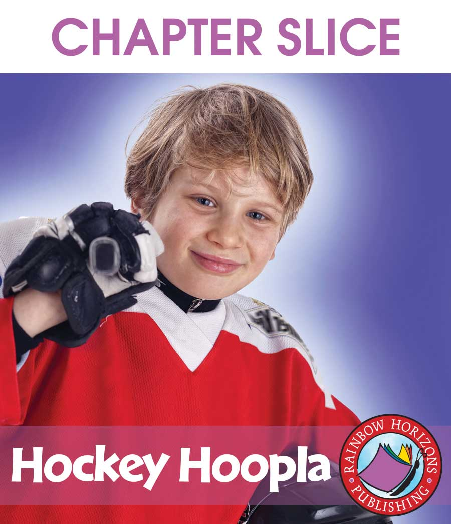 Hockey Hoopla Gr. 4-6 - CHAPTER SLICE - eBook