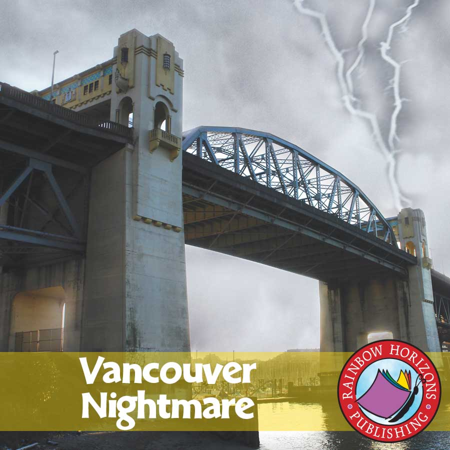 Vancouver Nightmare (Novel Study) Gr. 6-8 - eBook