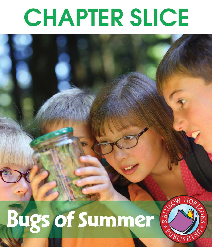 Bugs Of Summer Gr. 1-2 - CHAPTER SLICE - eBook