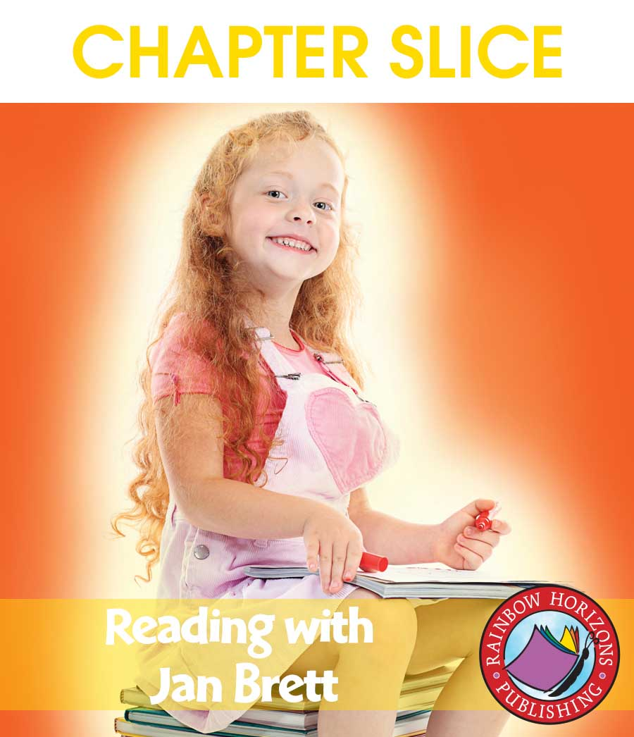 Reading with Jan Brett (Author Study) Gr. 1-2 - CHAPTER SLICE - eBook