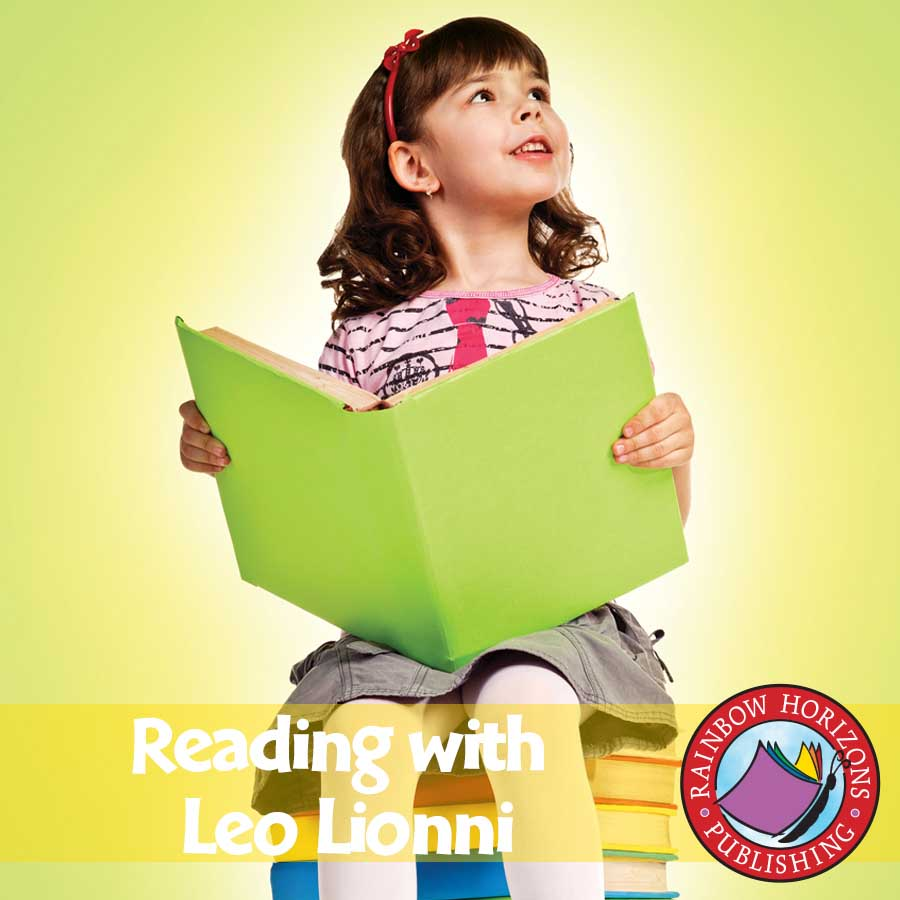 Reading with Leo Lionni (Author Study) Gr. 1-2 - eBook