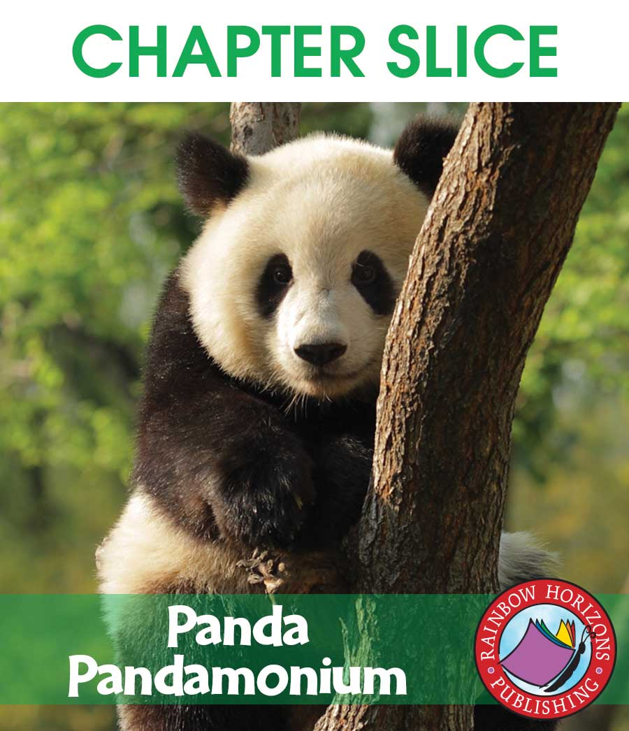 Panda Pandamonium Gr. 1-2 - CHAPTER SLICE - eBook