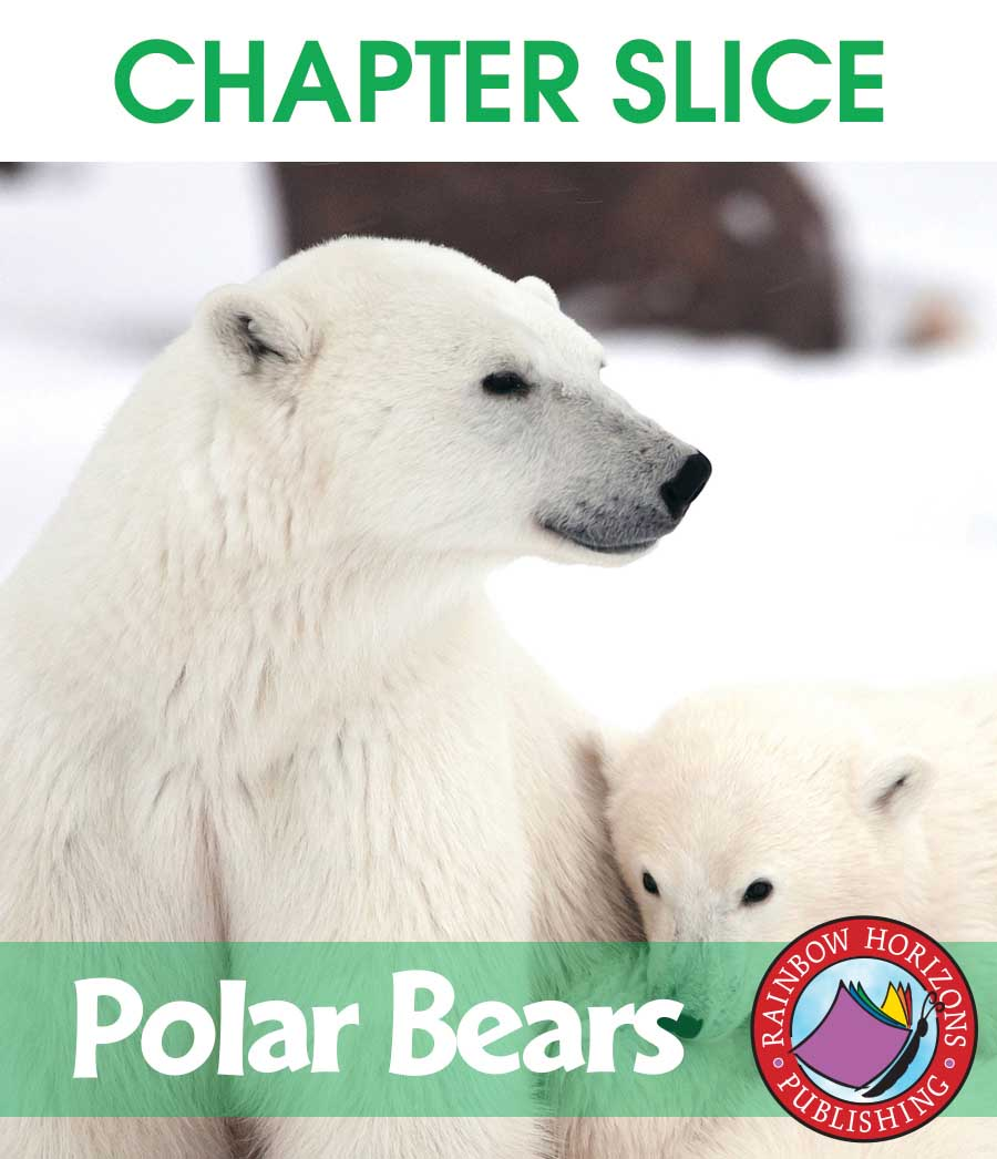 Polar Bears Gr. 1-2 - CHAPTER SLICE - eBook