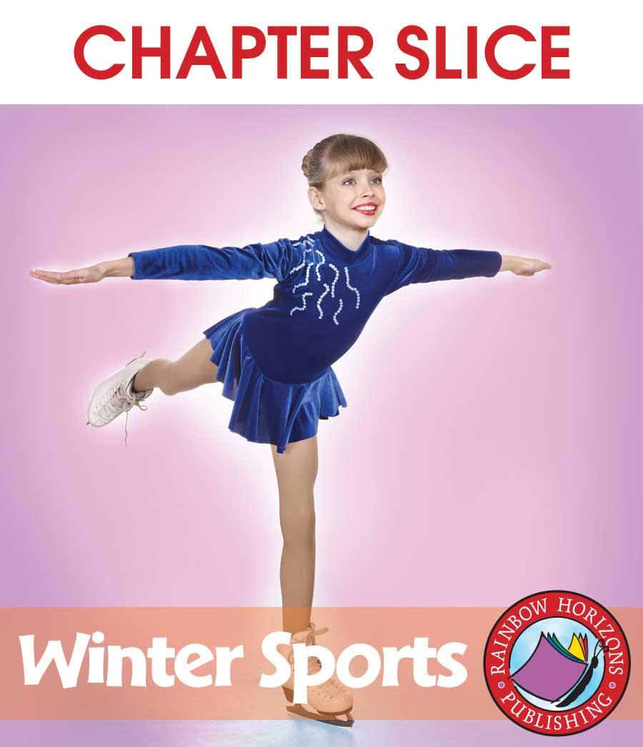 Winter Sports Gr. 2 - CHAPTER SLICE - eBook