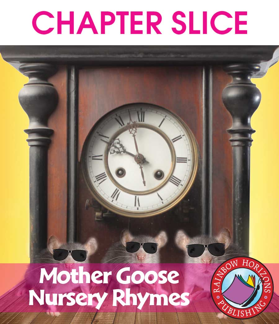 Mother Goose Nursery Rhymes Gr. K-1 - CHAPTER SLICE - eBook