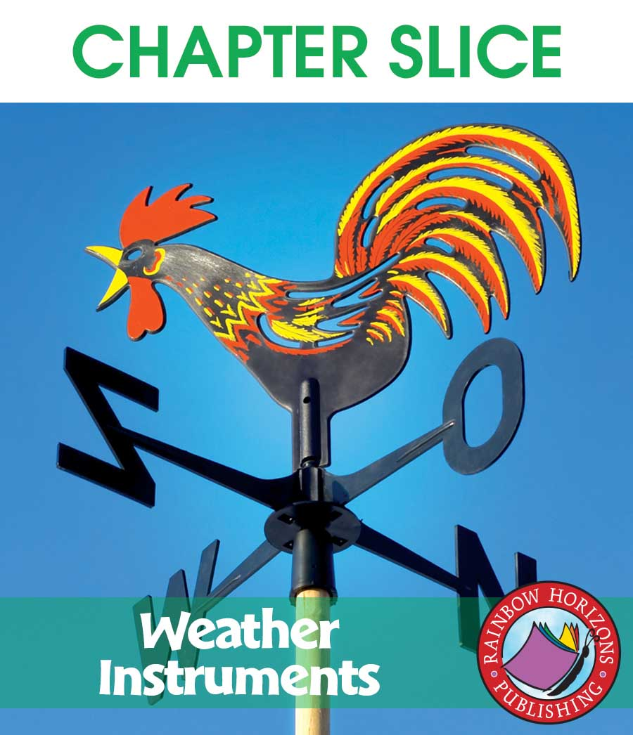 Weather Instruments: Rain Gauges, Barometers, Humidity & Thermometers Gr. 1-3 - CHAPTER SLICE - eBook