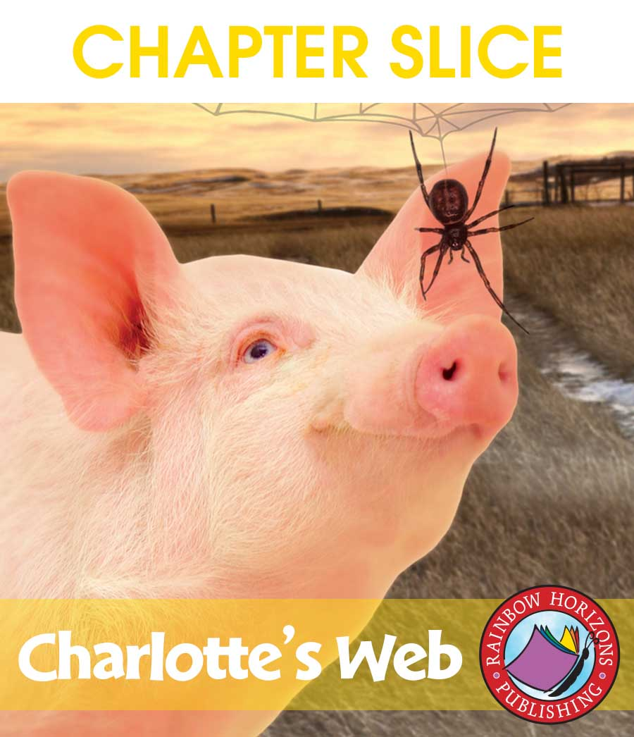Charlotte's Web (Novel Study) Gr. 3-4 - CHAPTER SLICE - eBook