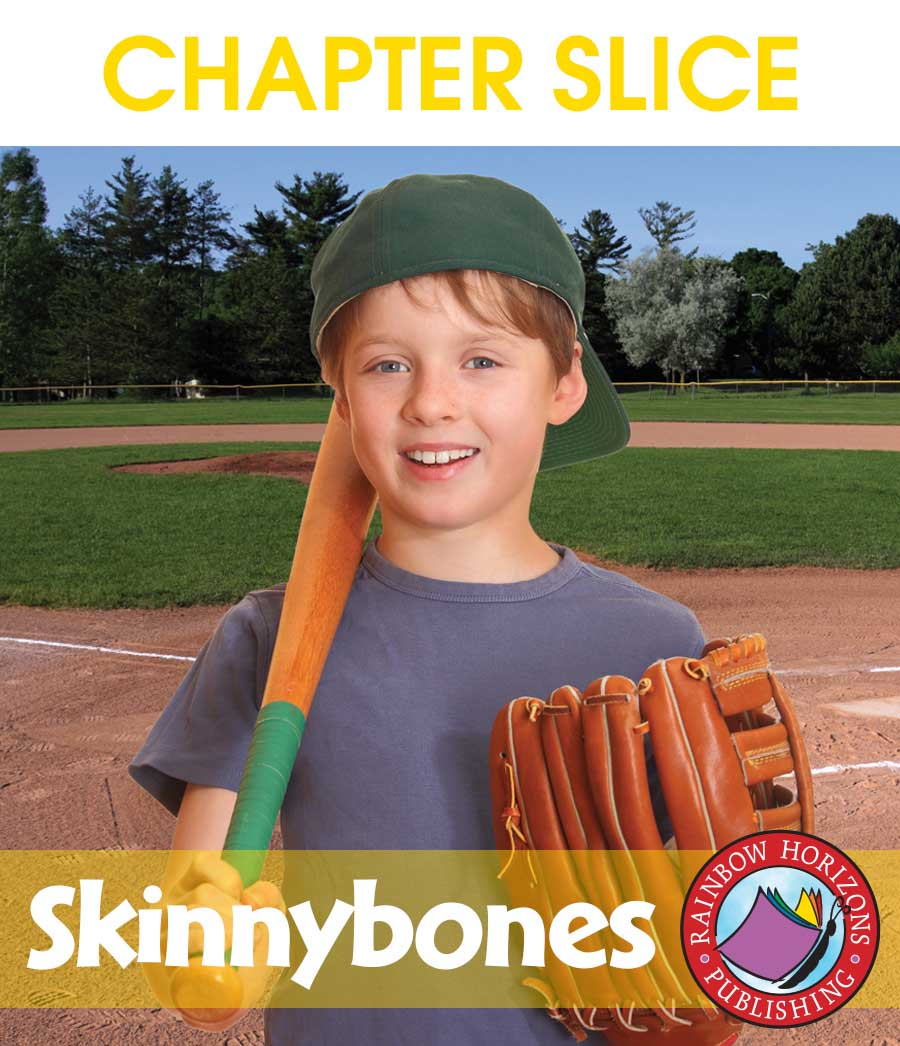 Skinnybones (Novel Study) Gr. 3-4 - CHAPTER SLICE - eBook