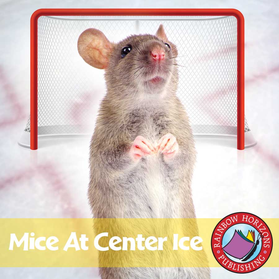 Mice At Center Ice (Novel Study) Gr. 5-6 - eBook