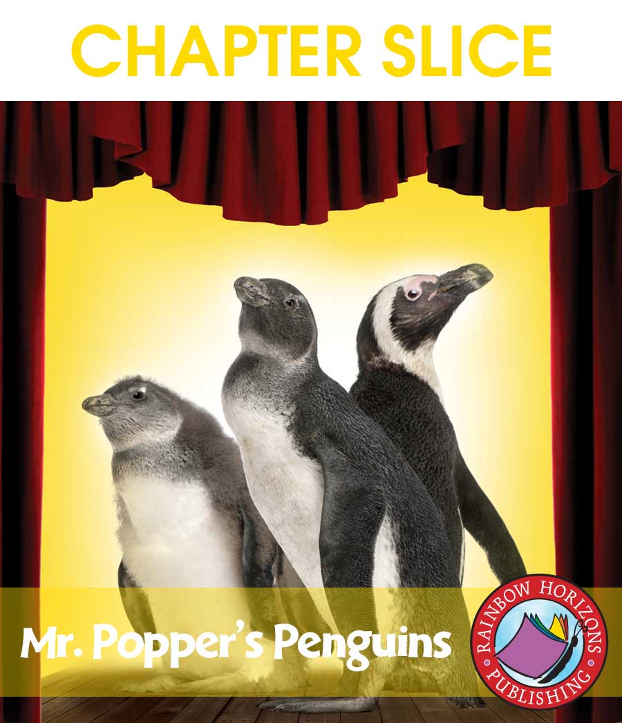 Mr. Popper's Penguins (Novel Study) Gr. 5-6 - CHAPTER SLICE - eBook