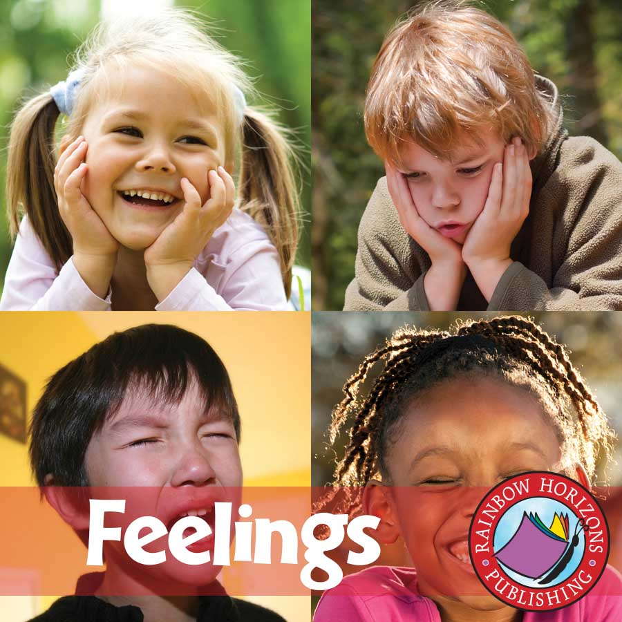 Feelings: A Sad, Mad, Grumpy, Happy Good Time Gr. 1 - eBook