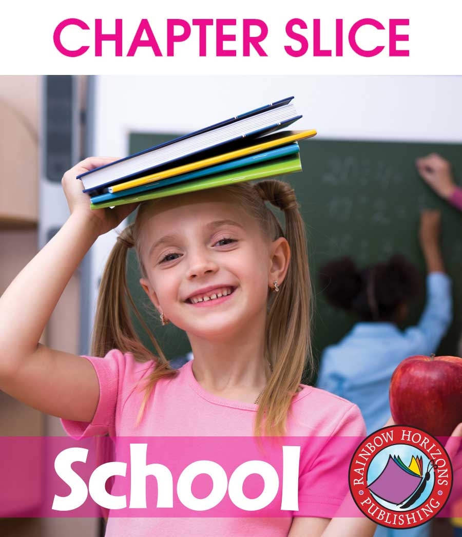 School Gr. 1 - CHAPTER SLICE - eBook