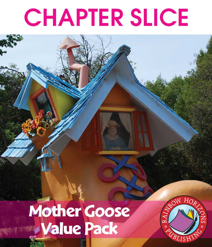 Mother Goose VALUE PACK Gr. K-2 - CHAPTER SLICE - eBook