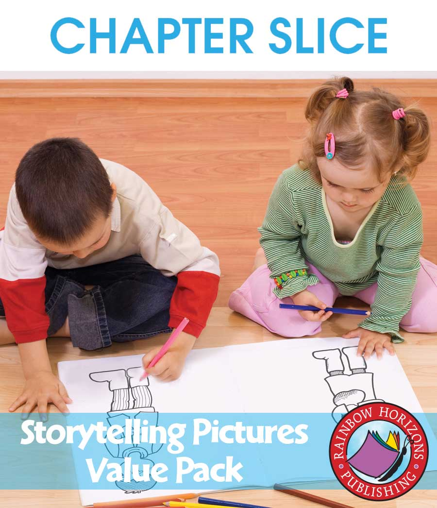 Storytelling Pictures VALUE PACK Gr. K - CHAPTER SLICE - eBook