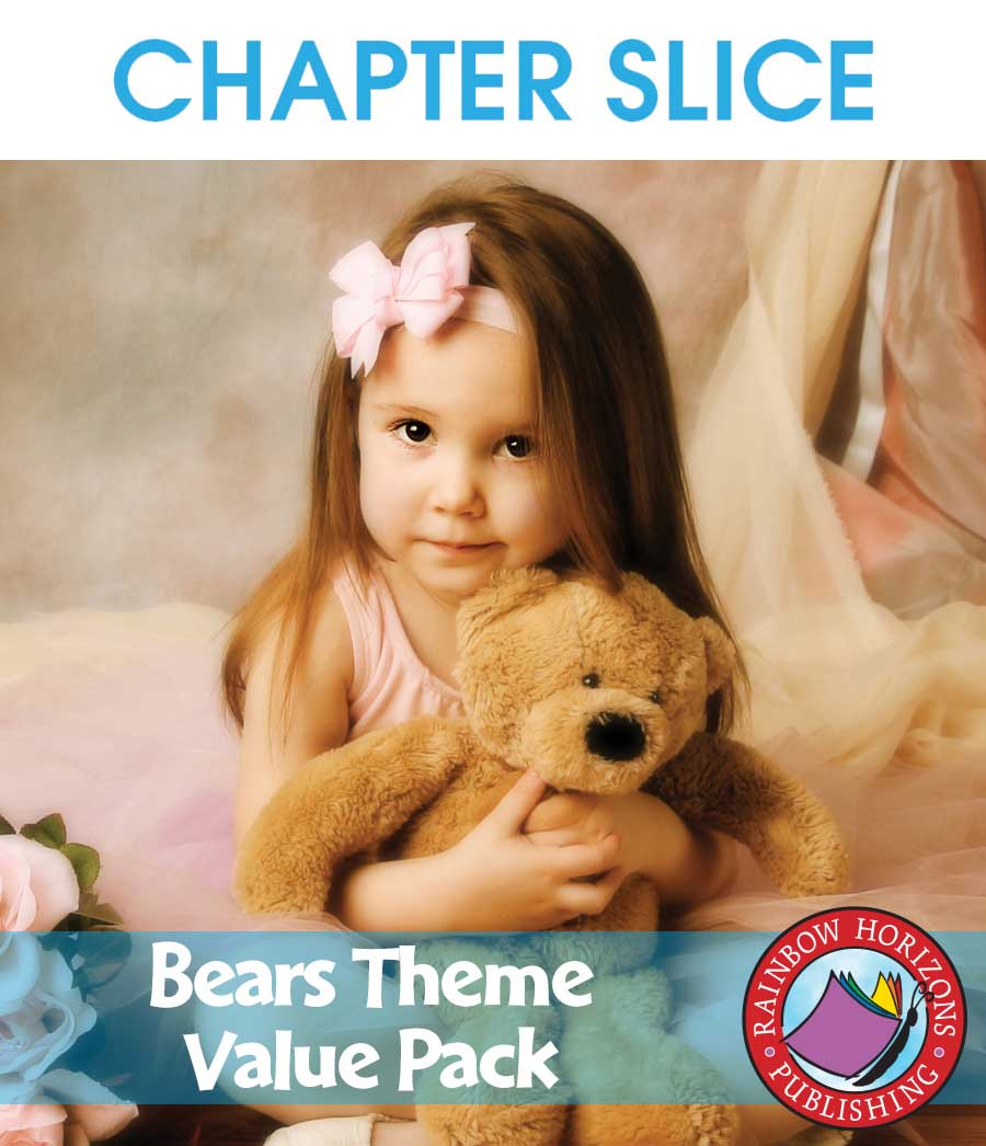 Bears Theme VALUE PACK Gr. PK-2 - CHAPTER SLICE - eBook