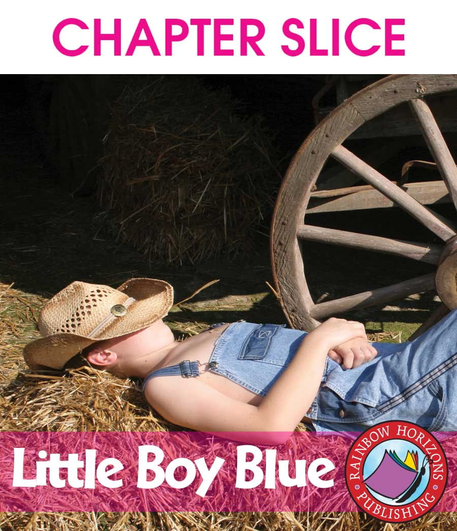 Little Boy Blue Gr. K-1 - CHAPTER SLICE - eBook