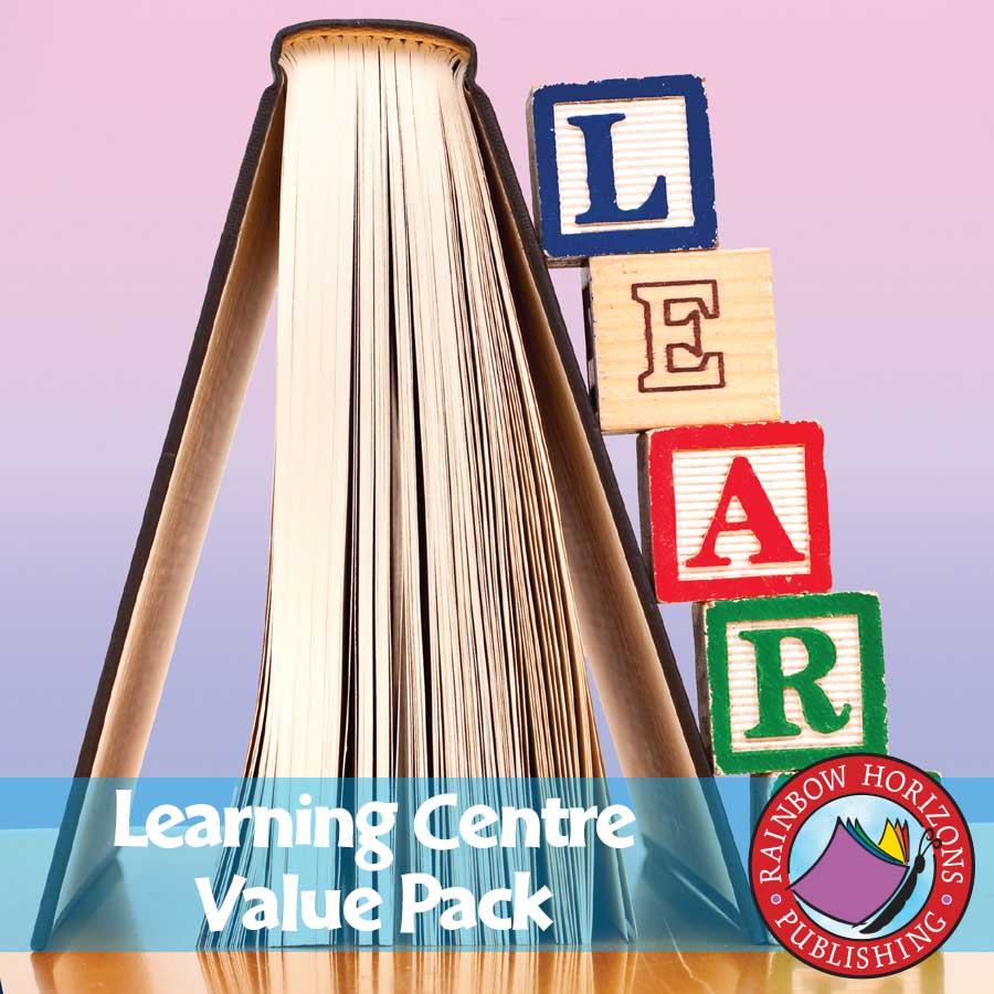 Learning Centre VALUE PACK Gr. PK-K - eBook