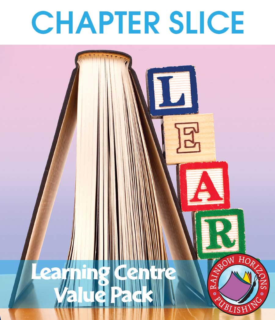 Learning Centre VALUE PACK Gr. PK-K - CHAPTER SLICE - eBook