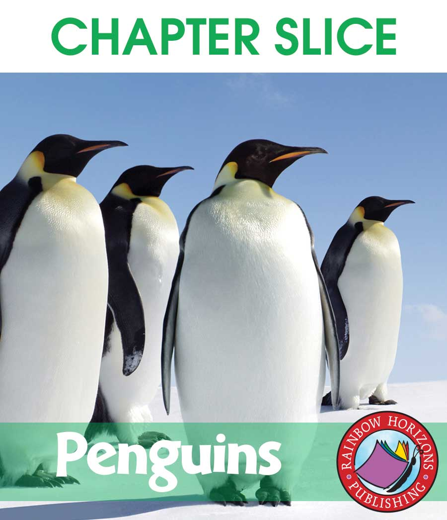 Penguins Gr. K - CHAPTER SLICE - eBook