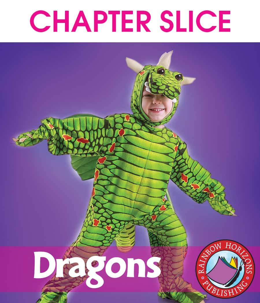 Dragons Gr. K-1 - CHAPTER SLICE - eBook