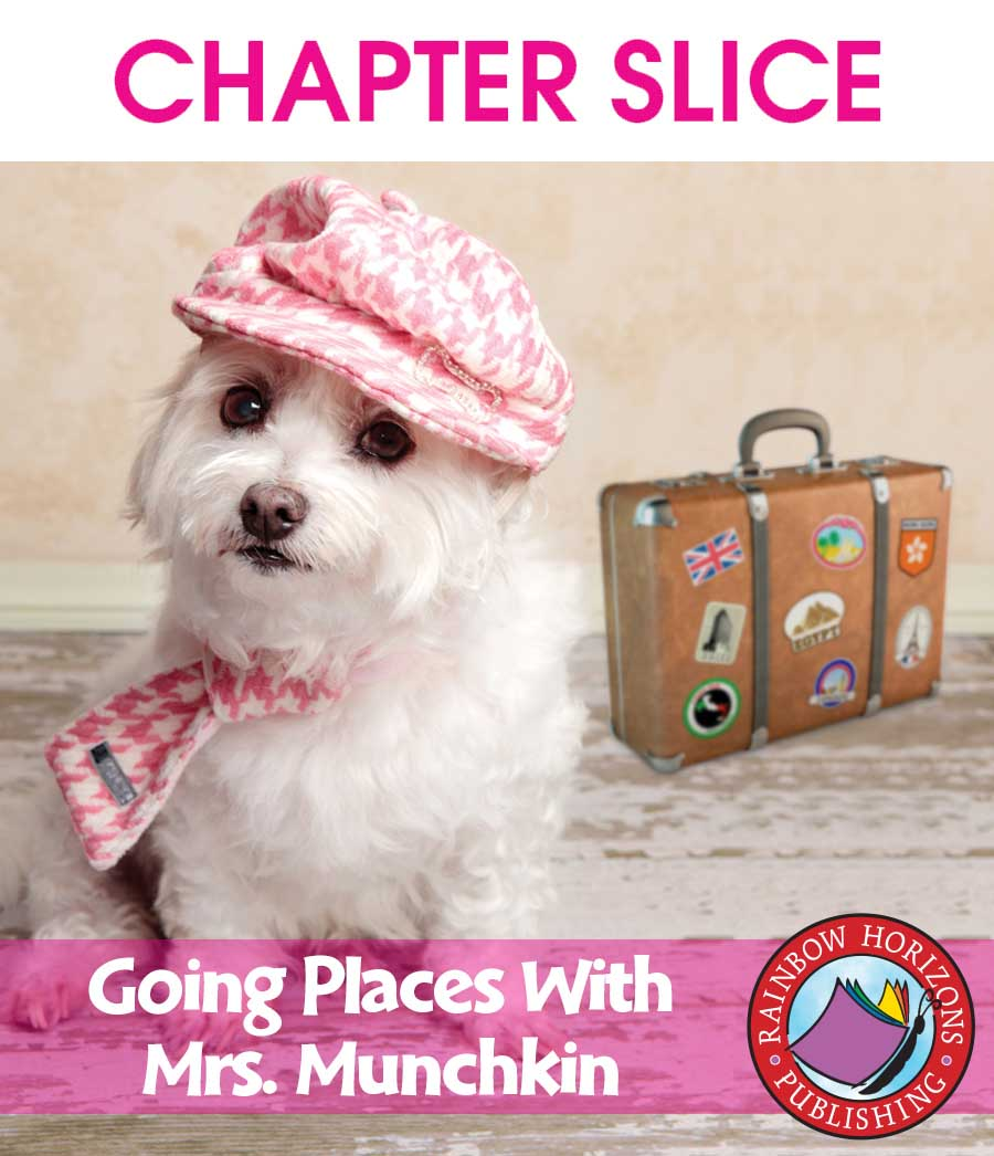 Going Places With Mrs. Munchkin Gr. K-1 - CHAPTER SLICE - eBook