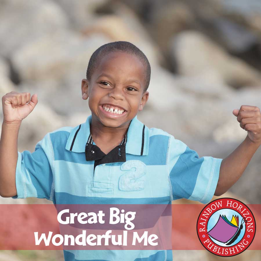 Great Big Wonderful Me Gr. K-1 - eBook