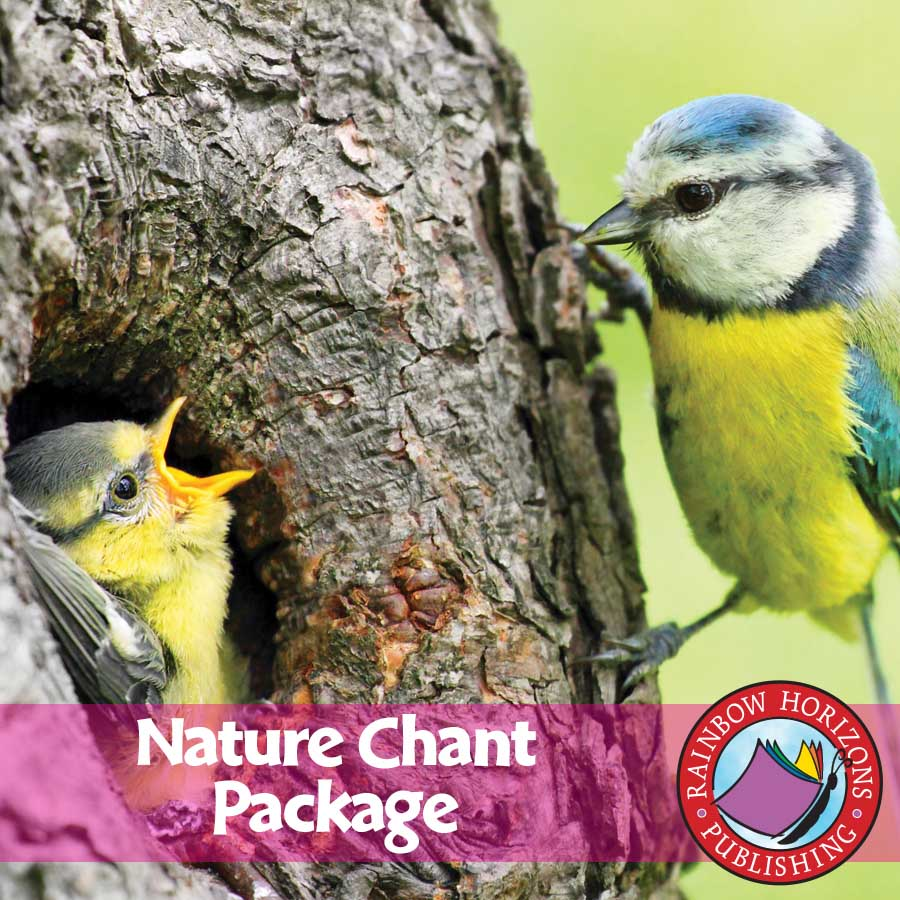 Nature Chant Package Gr. K-1 - eBook