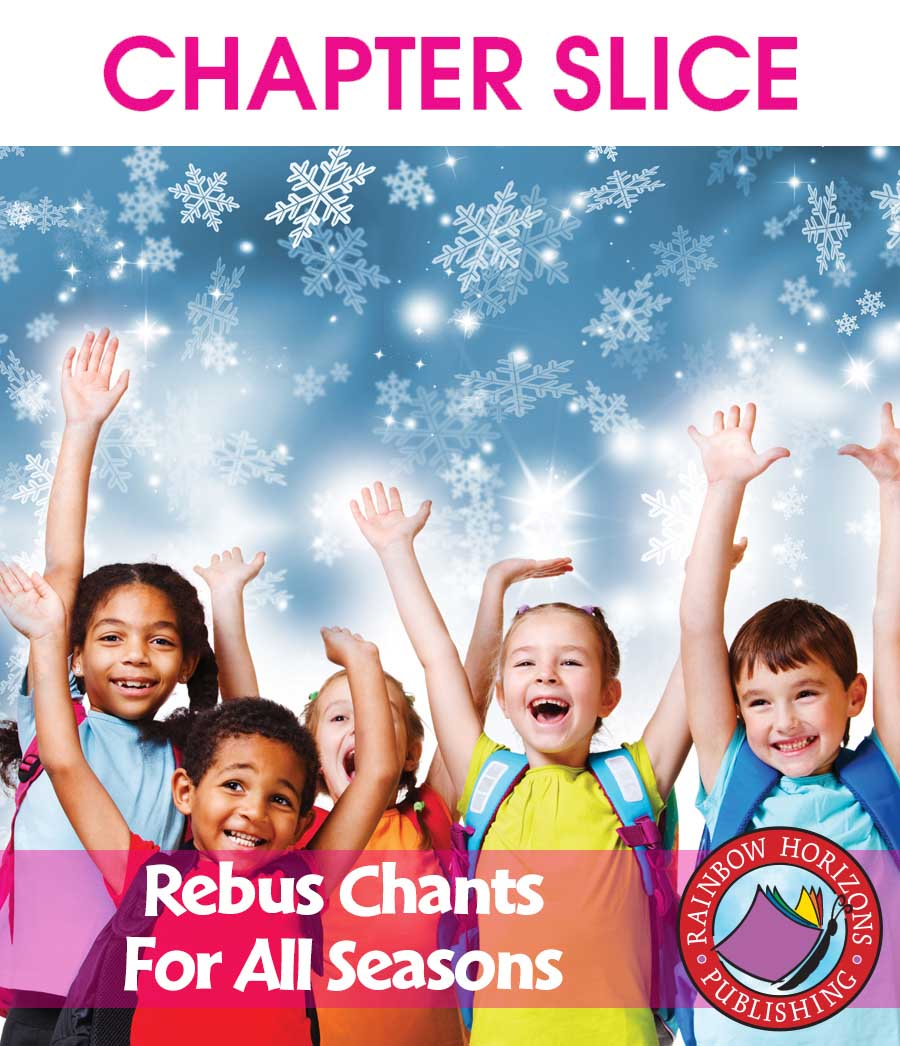 Rebus Chants Volume 1: For All Seasons Gr. K-1 - CHAPTER SLICE - eBook