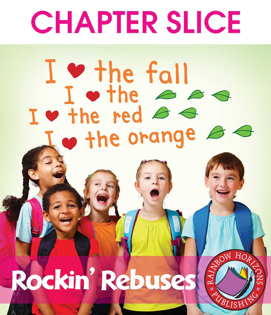 Rockin' Rebuses Gr. K-2 - CHAPTER SLICE - eBook