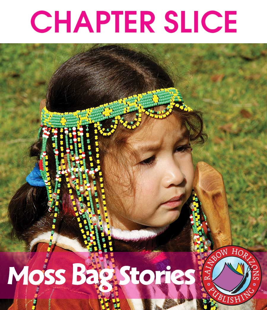 Moss Bag Stories Gr. K-2 - CHAPTER SLICE - eBook
