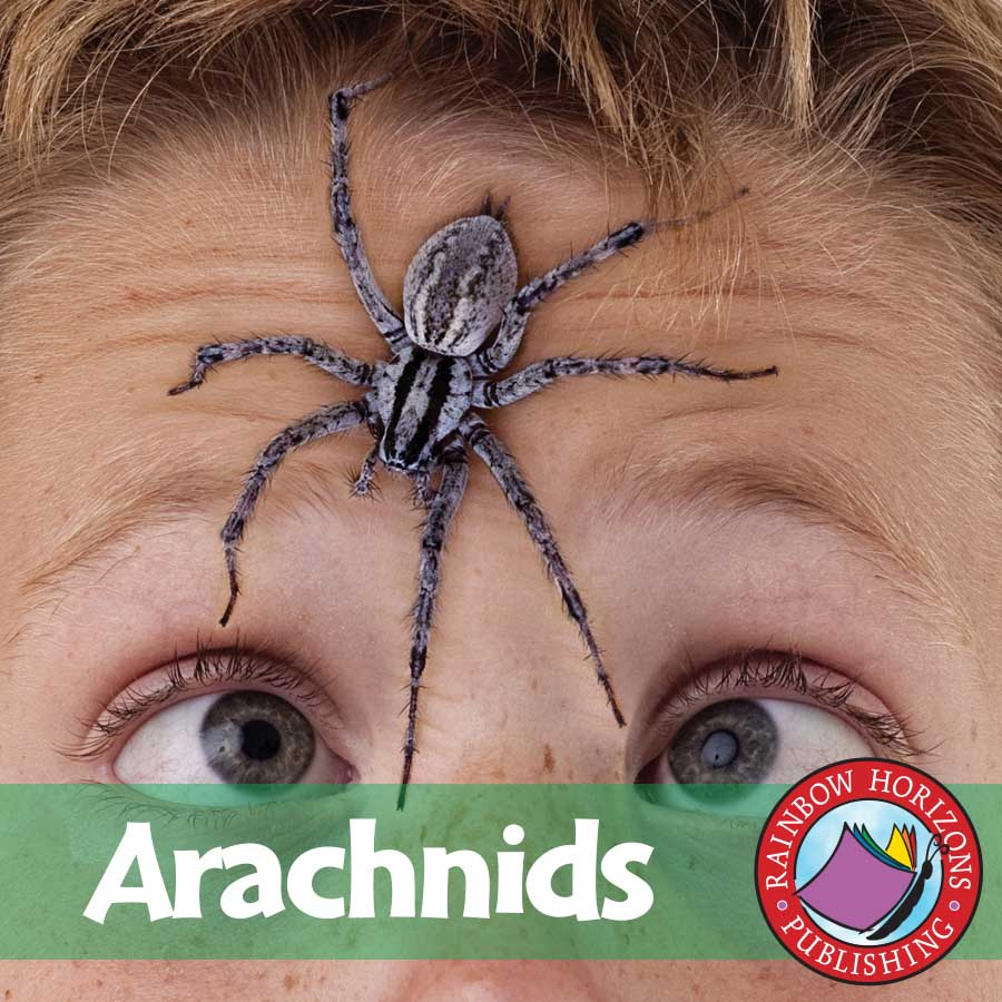 Arachnids Gr. 1-2 - eBook