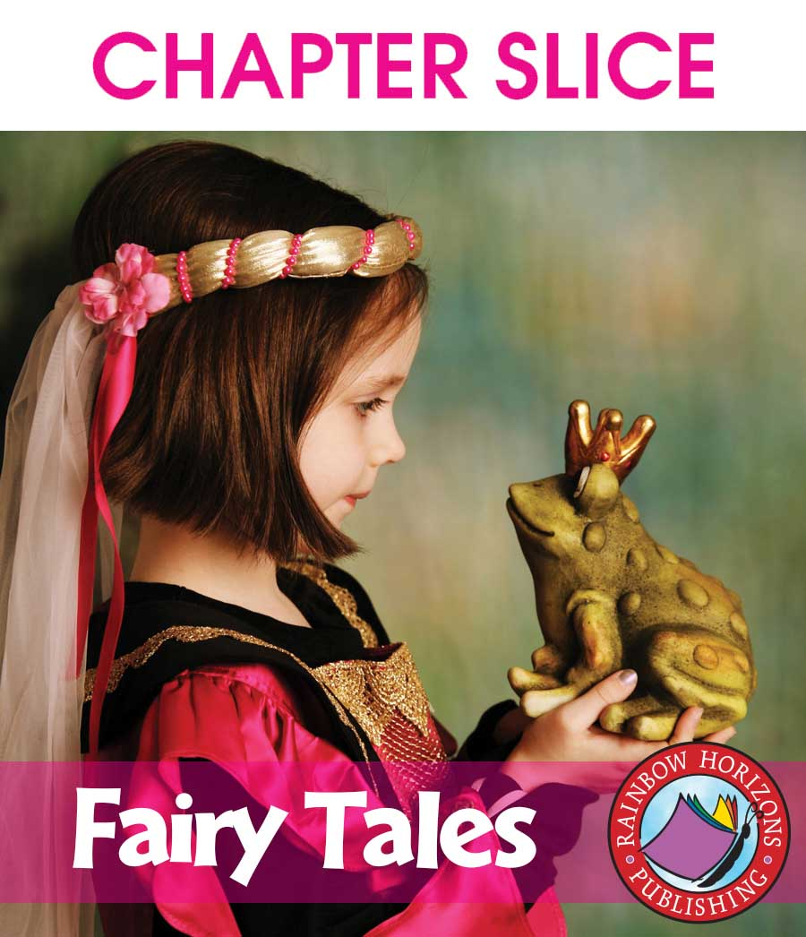 Fairy Tales Gr. 1-2 - CHAPTER SLICE - eBook