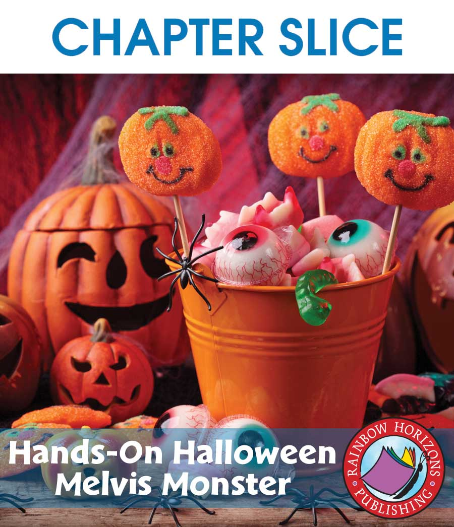 Hands-On Halloween: Melvis Monster Gr. 1-2 - CHAPTER SLICE - eBook