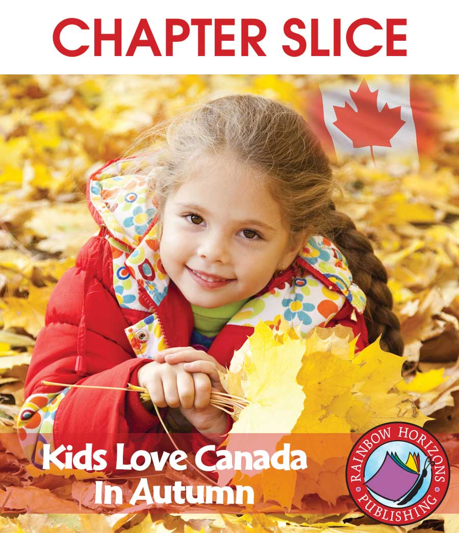 Kids Love Canada: In Autumn Gr. K-2 - CHAPTER SLICE - eBook