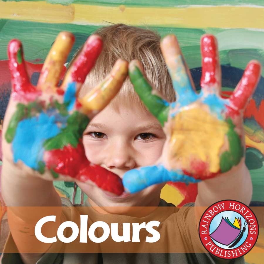 Colours Gr. 1-2 - eBook