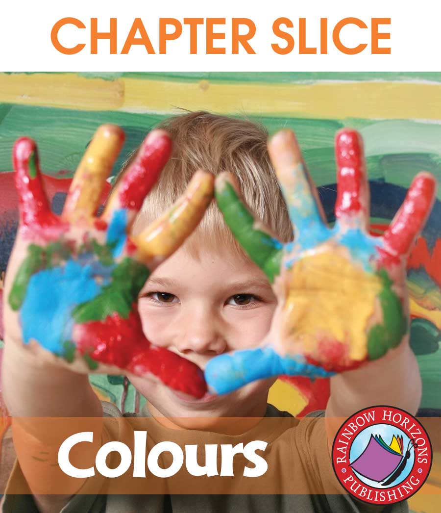 Colours Gr. 1-2 - CHAPTER SLICE - eBook