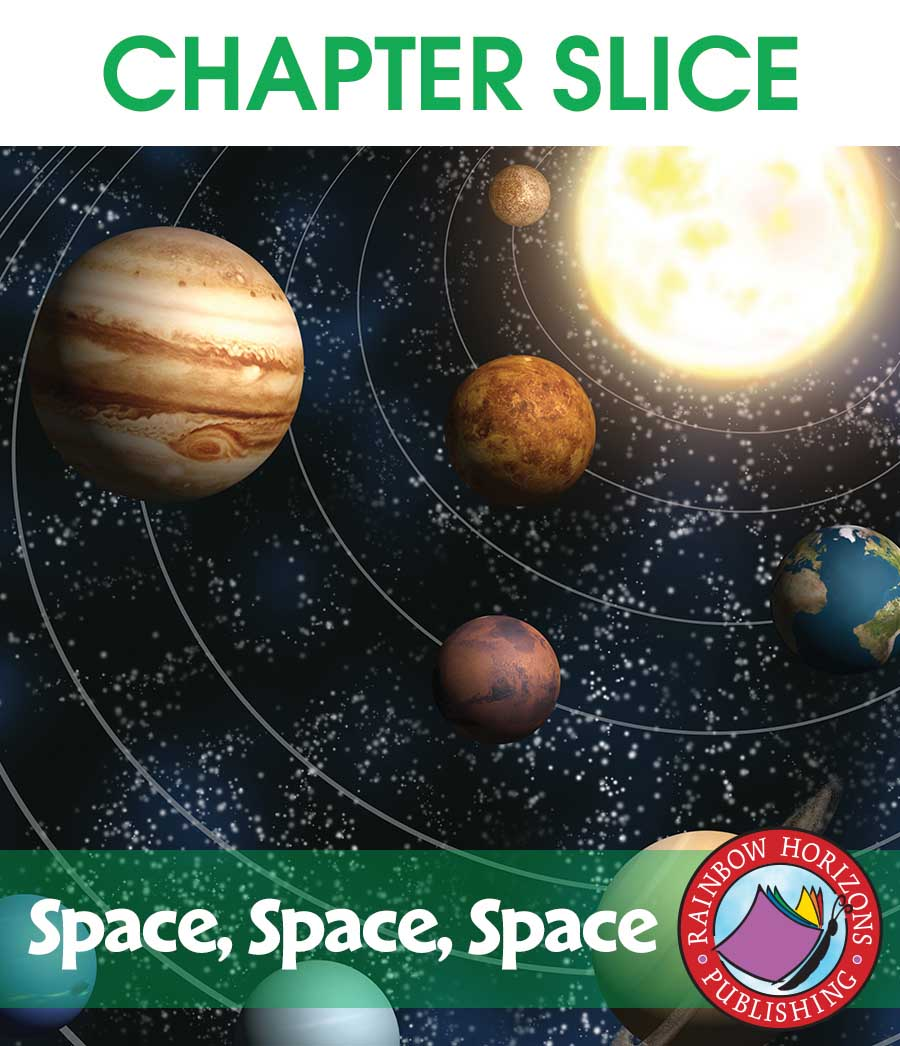 Space Space Space Gr. 1-3 - CHAPTER SLICE - eBook
