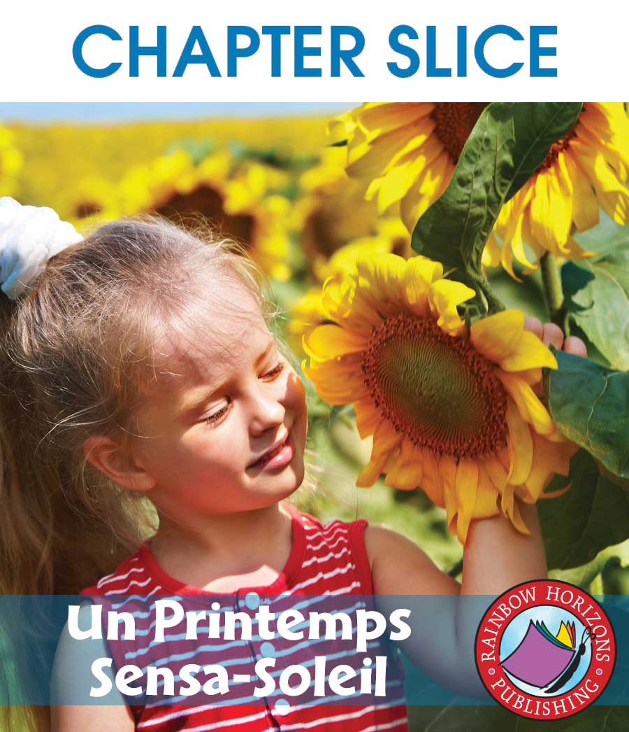 Un Printemps Sensa-Soleil Gr. K-1 - CHAPTER SLICE - eBook