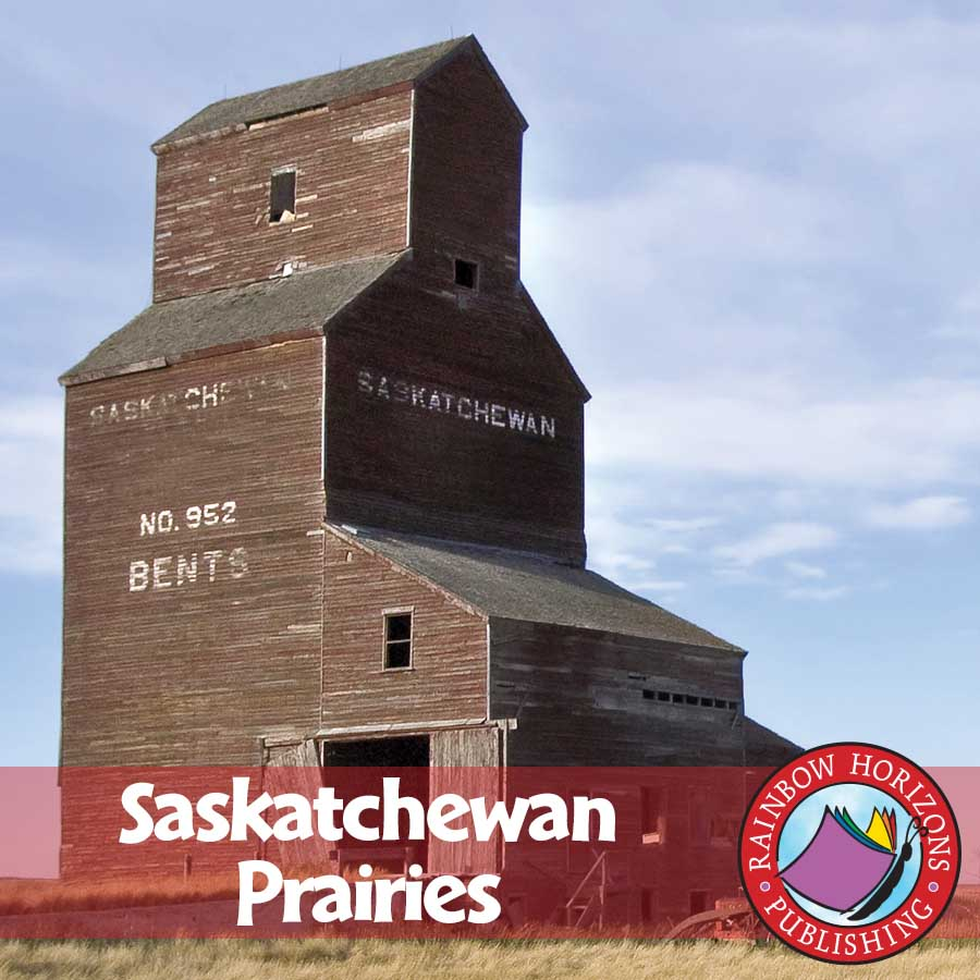 Saskatchewan Prairies Gr. 2-3 - eBook